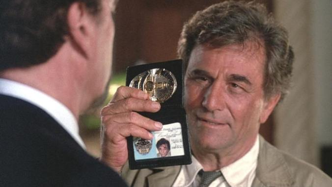 Columbo Death Jackpot badge